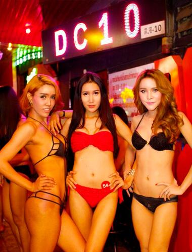 DC 10 ladyboy bangkok
